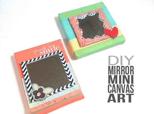 Diy Mirror Gifts Reversadermcreamcom