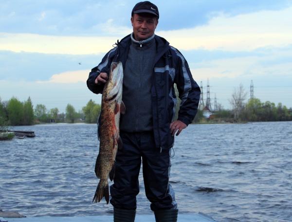 охота и рыбалка нарвская
