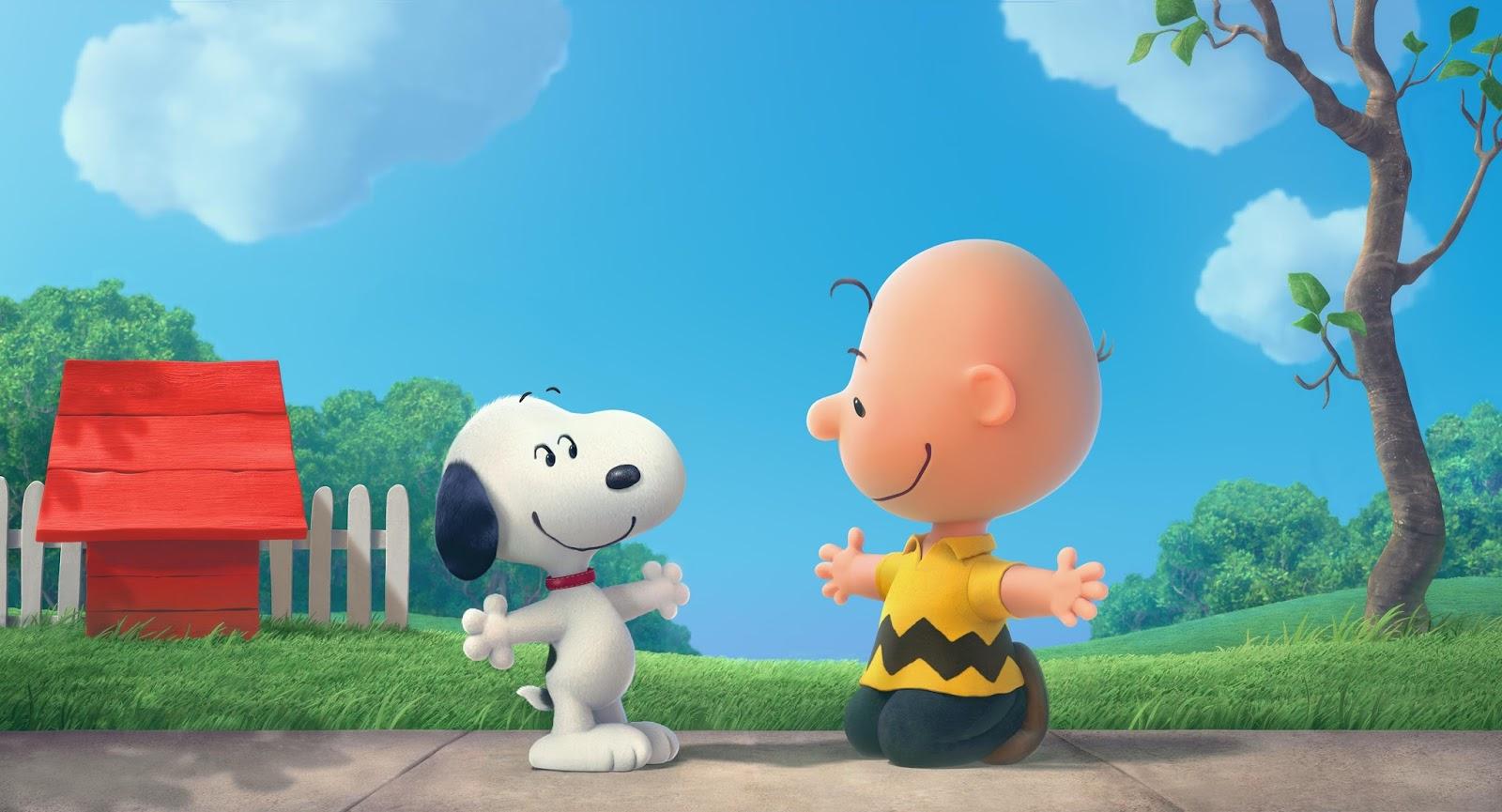 Snoopy friends il film dei peanuts il final trailer e - Sky ti porta al cinema ...