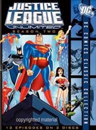 La liga de la justicia ilimitada Temporada 2