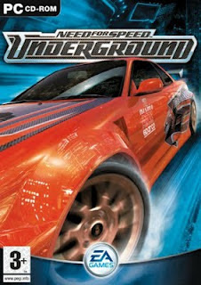 NFS  (Need For Speed) Underground 1
