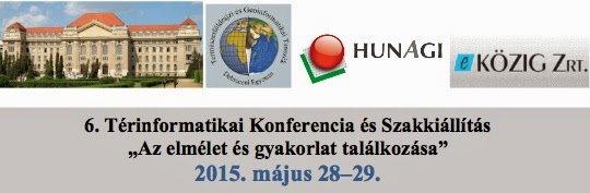 6.Térinformatikai Konferencia