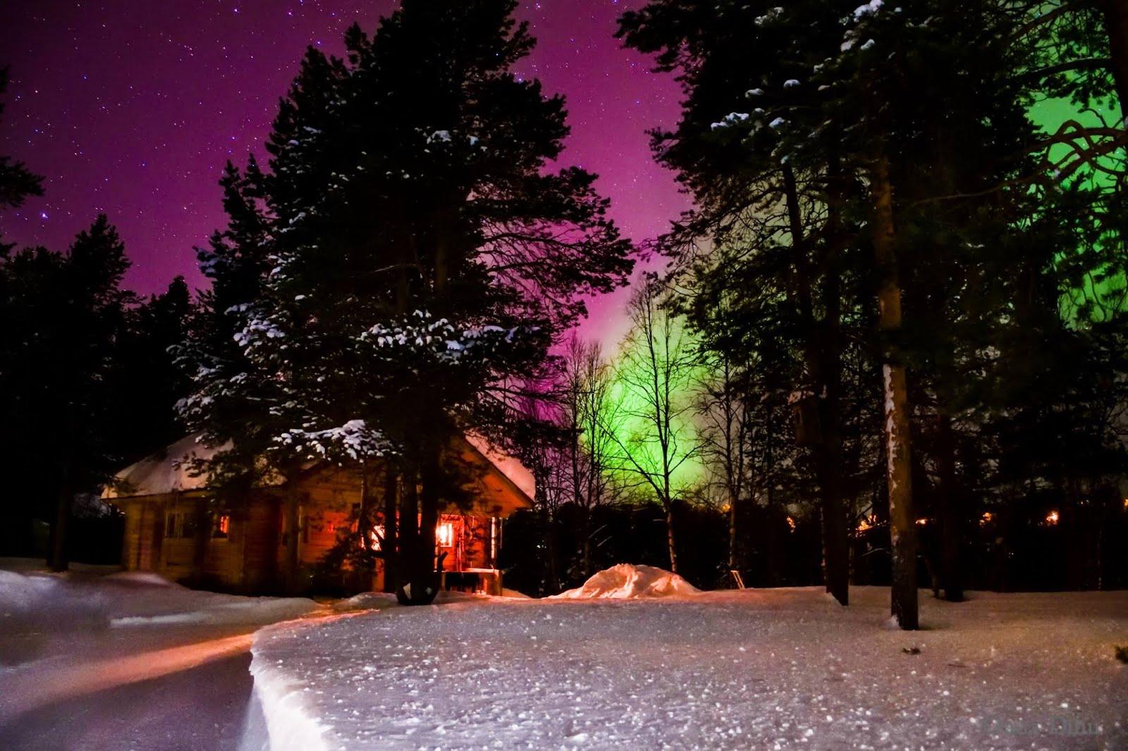 Enontekiö Lapland 2017