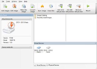 Daemon Tools Pro Advanced 5.2.0 Screenshot