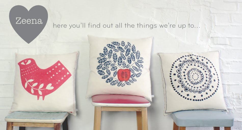 Zeena - Textiles &amp; Homeware