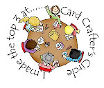 My Wags n Whiskers Ellie & Squeak card from 5/11/12 made the Top 3 At Card Crafter's Circle!
