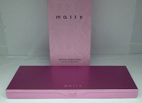 Mally Beauty: High-Shine Liquid Lipstick Mauve/ Shimmer, Shape, and Glow Face Defining System