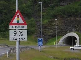 Terowongan Bawah Laut North Cape
