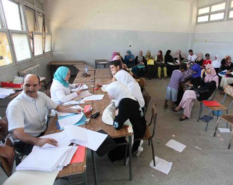 الوظيف العمومي يُعلّق نتائج المسابقات المهنية في قطاع التربية 2012-le_depot_des_do