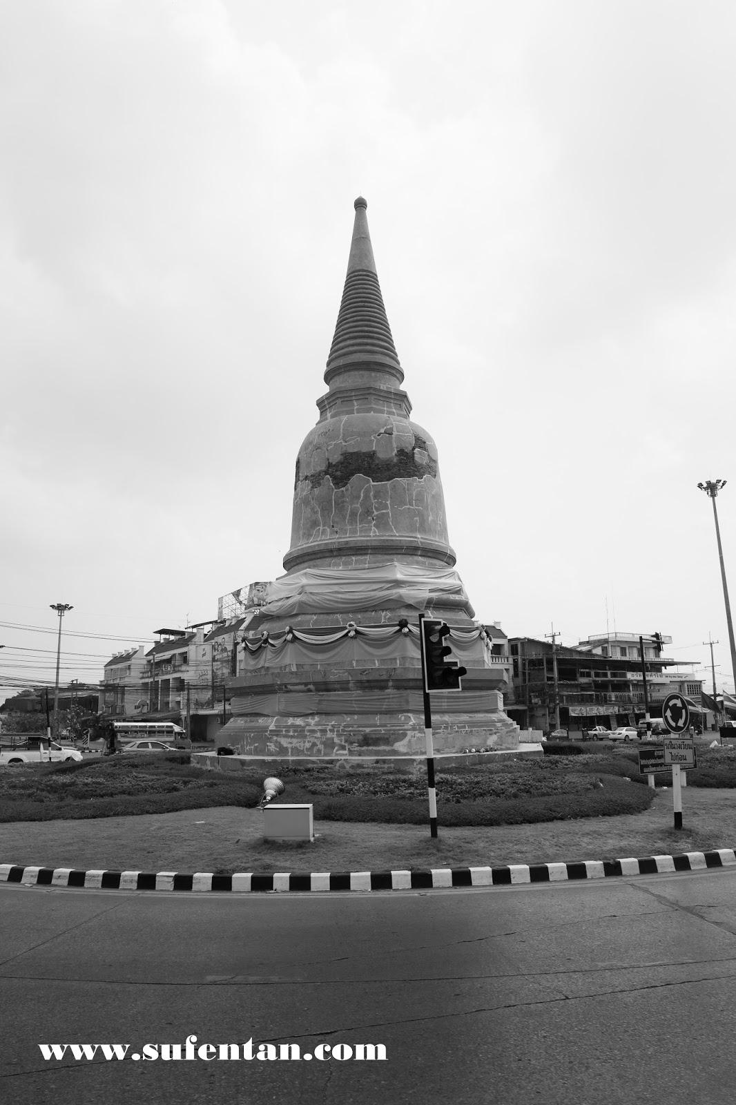 A Day Trip to Ayutthaya  River Sun Cruise  SUFENTAN.COM