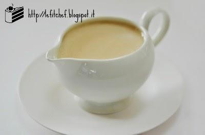 latte condensato senza zucchero fatto in casa