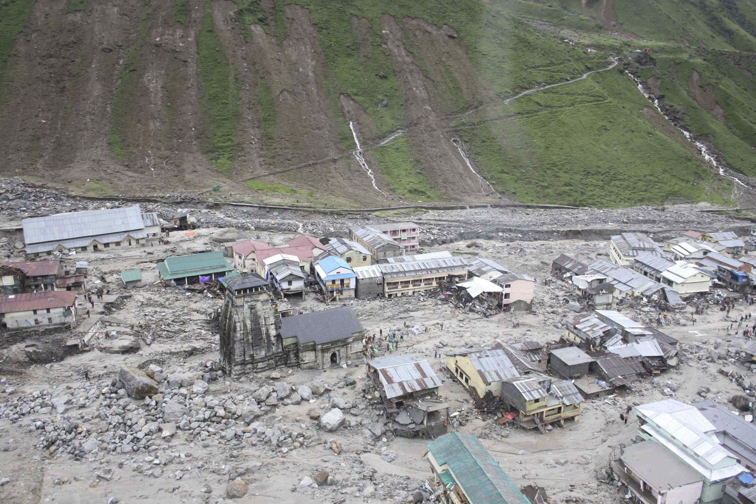uttrakhand flood The himalayan states of uttarakhand and himachal pradesh were hit by  torrential rain, landslides and flash floods on 14-17th june 2013 the erratic  weather.