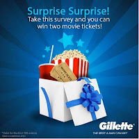 Assured 2 Movie Tickets from Gillete India