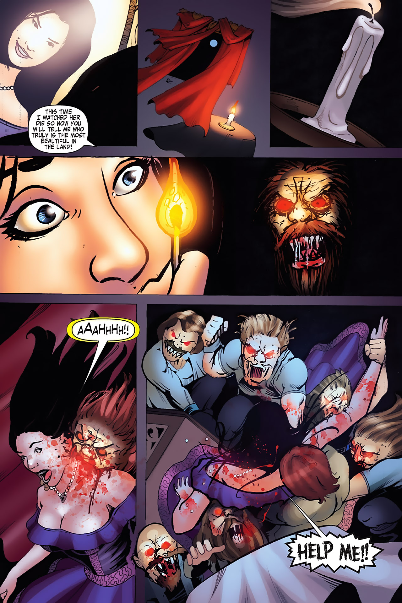 Grimm Fairy Tales (2005) Issue #7 #10 - English 20