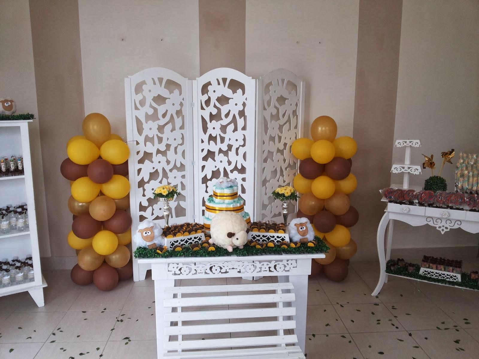 B.abá Festas: Decoração provençal Cinderela