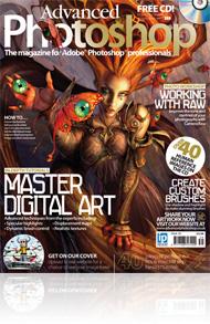 Advanced Photoshop Magazine issue 39