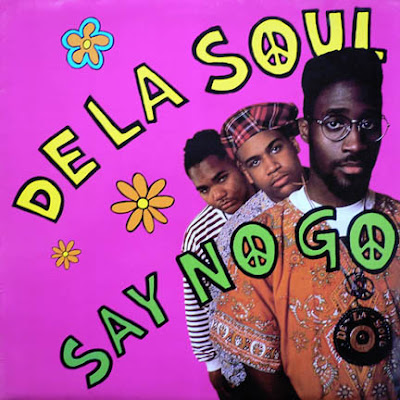 De La Soul – Say No Go (CDS) (1989) (320 kbps)