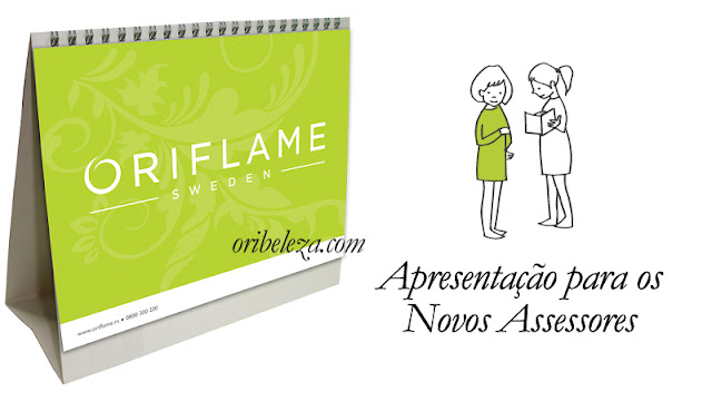 Dossier da Apresentação da Oportunidade Oriflame (AOO)