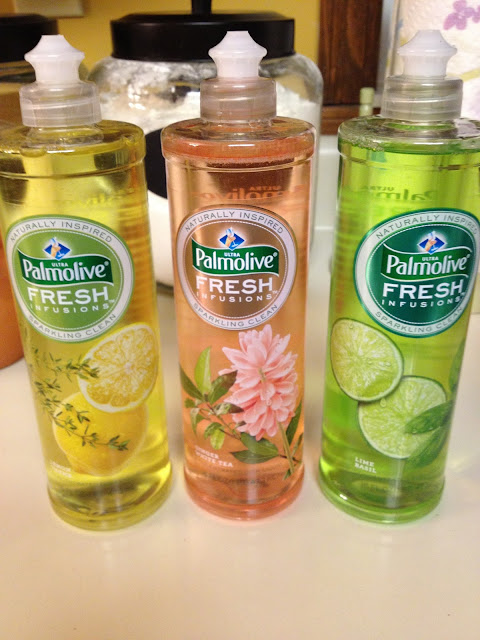 Palmolive Infusions, good Dish Detergent