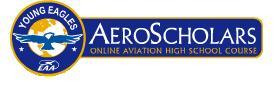 Aeroscholars Online Aviation Courses