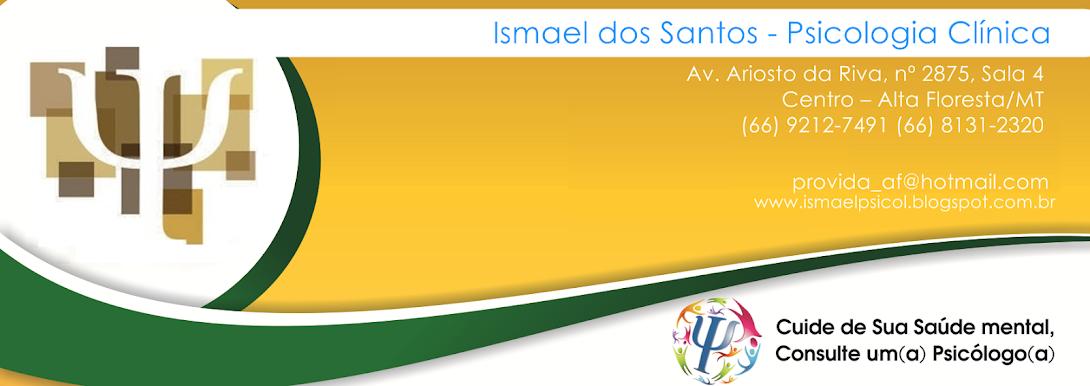 Psicólogo Ismael dos Santos