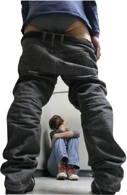 ABUSO SEXUAL INFANTIL - COMO AGIR