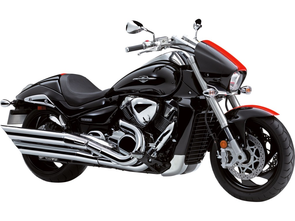 The 2013 Suzuki Boulevard M109R Limited Edition released in US MSRP ...