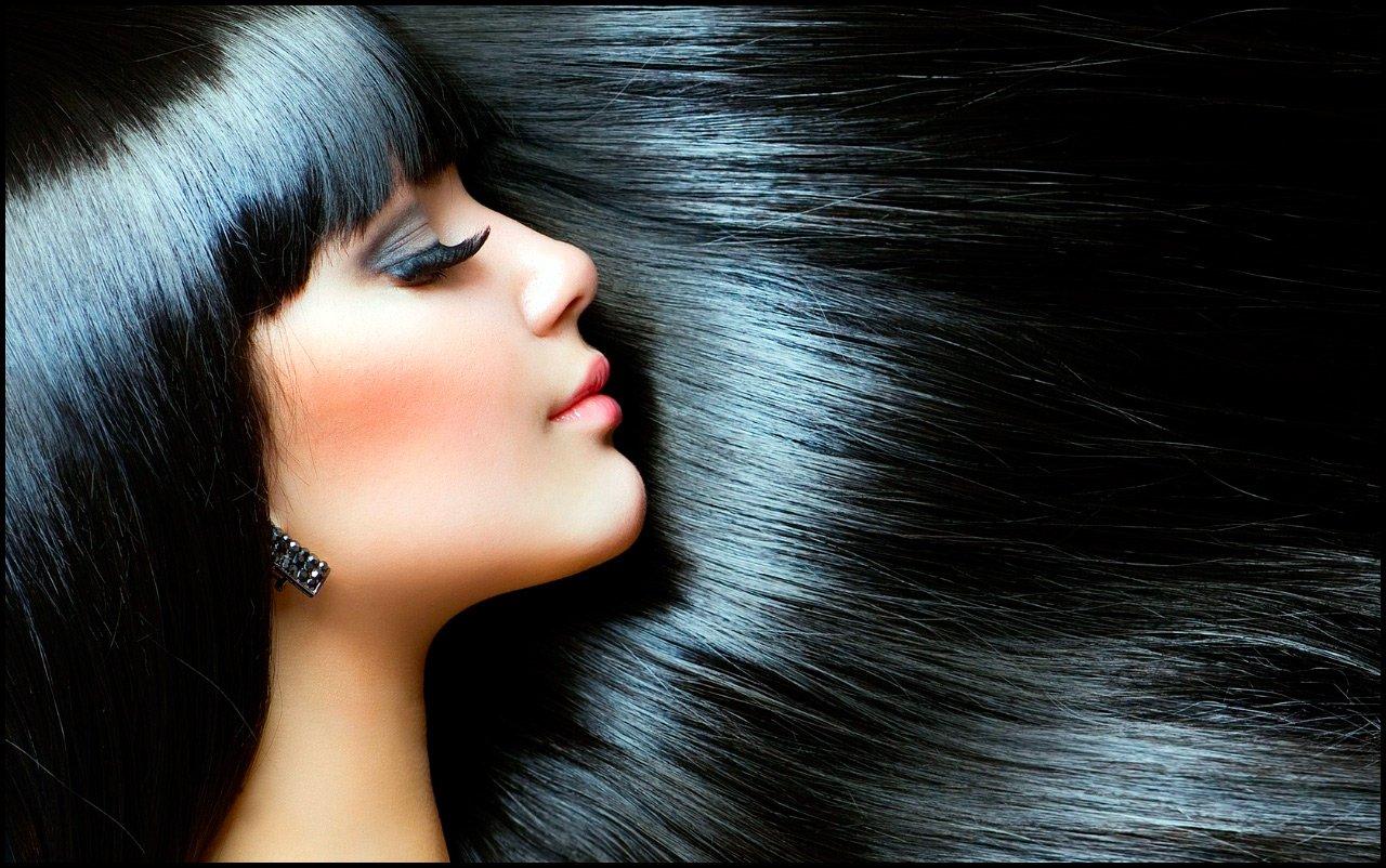 Косметику для волос как и многие