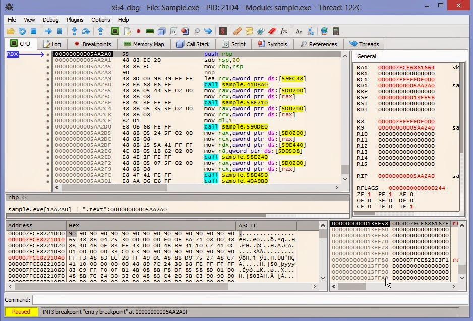 Reverse Engineering Tips An Introduction To X64dbg