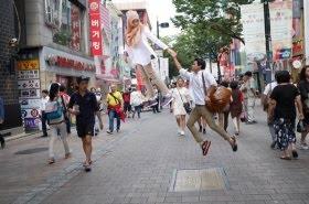Myeongdong, Korea
