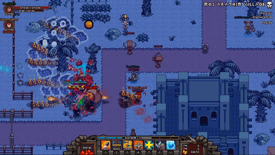 Hero siege обзор осада что надо!