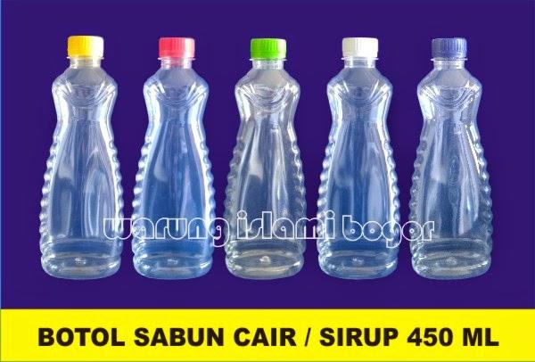 Jual Botol Shampo Cair Tutup Ulir