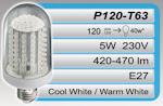 PREMILUX 5W-120LED