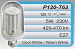 PREMILUX 5W-120LED