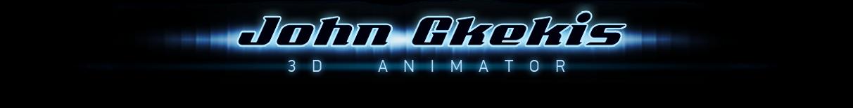 John Gkekis 3D Animator