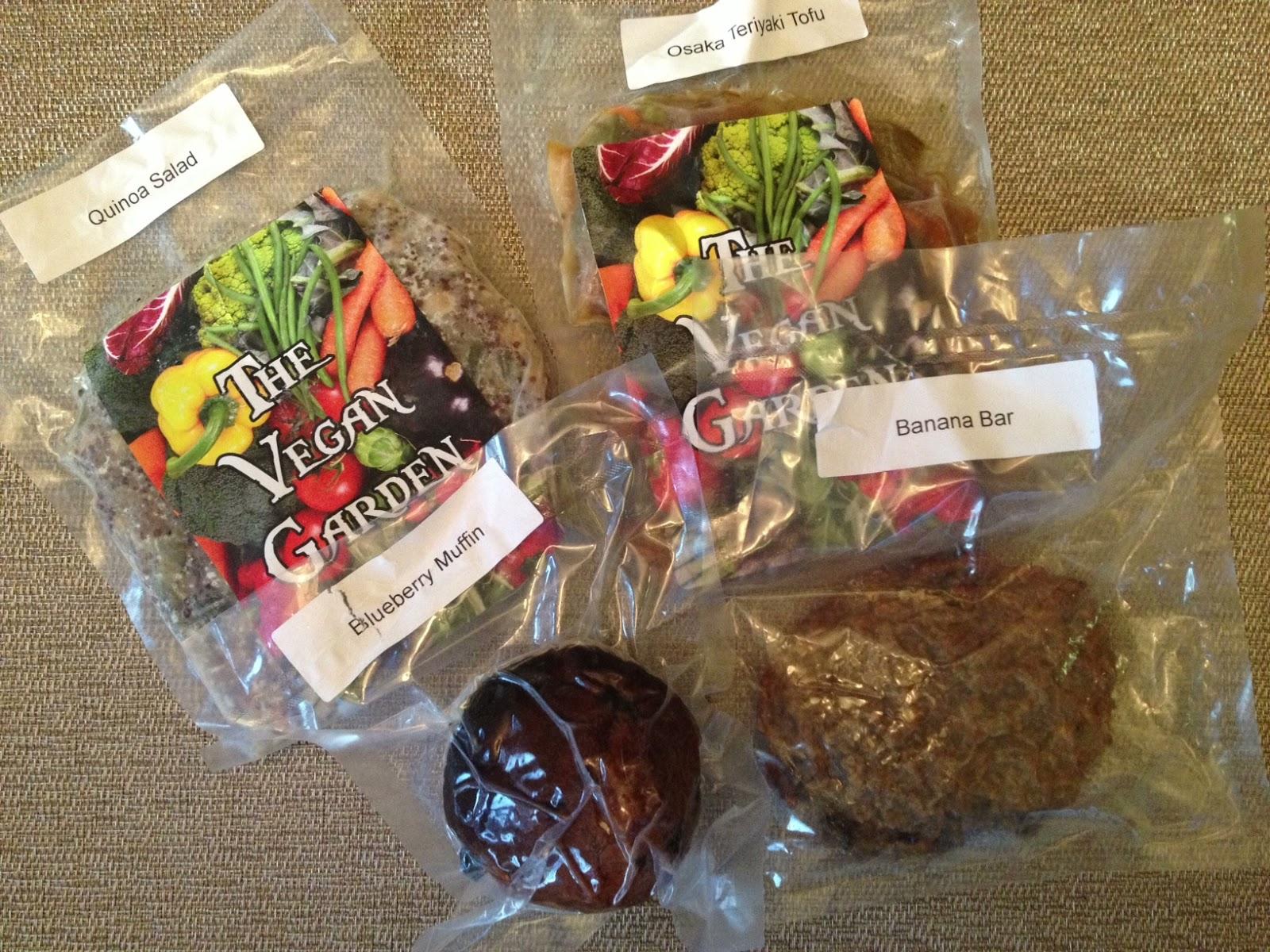 Vegan Crunk: The Vegan Garden, Day 1