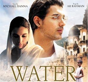 Water (2005) MZP - John Abraham, Lisa Ray, Waheeda Rehman, Kulbhushan Kharbanda, Raghuvir Yadav, Vinay Pathak, Mohan Jhangiani