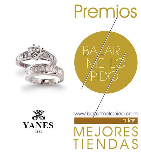yanes, joyas, lujo, joyería, accesorios, regalos, oro, diamantes