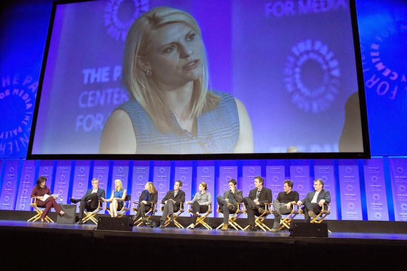 Claire Danes, 35, was given her free region statement on discussion panel at Hollywood on Friday, March 6, 2015