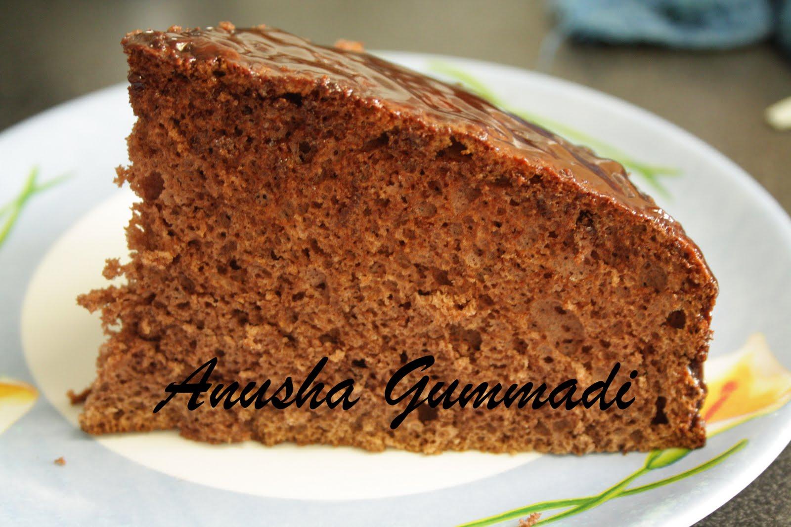 Colourful flavors chocolate sponge cake for Chocolate sponge ingredients