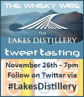 Lakes Distillery Tweet Tasting