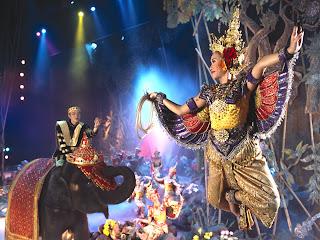 Thailand - Phuket FantaSea Show – Kamala Beach