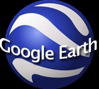 google earth 繁體中文版地圖