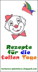 Rezepte fr die tollen Tage
