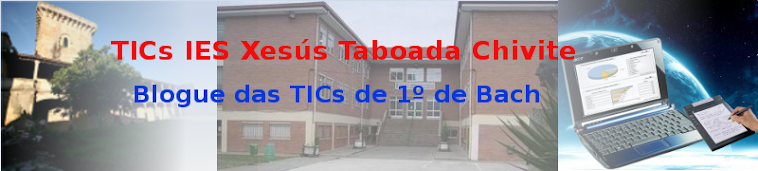 TICs IES Xesús Taboada Chivite