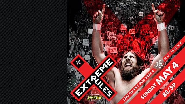 مشاهدة عرض إكستريم رولز المصارعة الحرة الاثنين 5/5/2014 علي شبكة OSN وشبكة أبو ظبي الرياضية