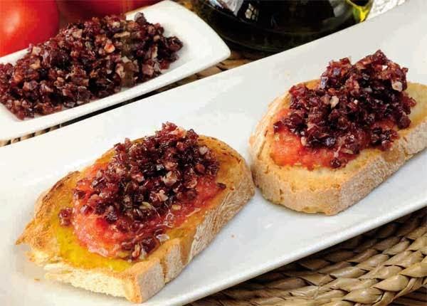 Tienda gourmet sevilla los alcalare os nueva receta el - Platos con jamon iberico ...