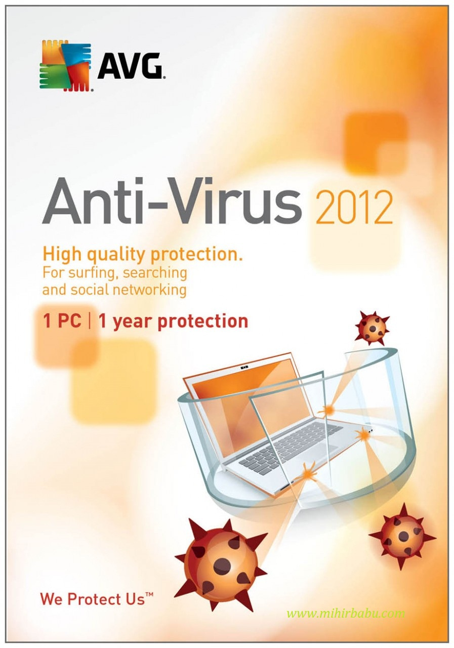 telecharger avg antivirus 2012 gratuit