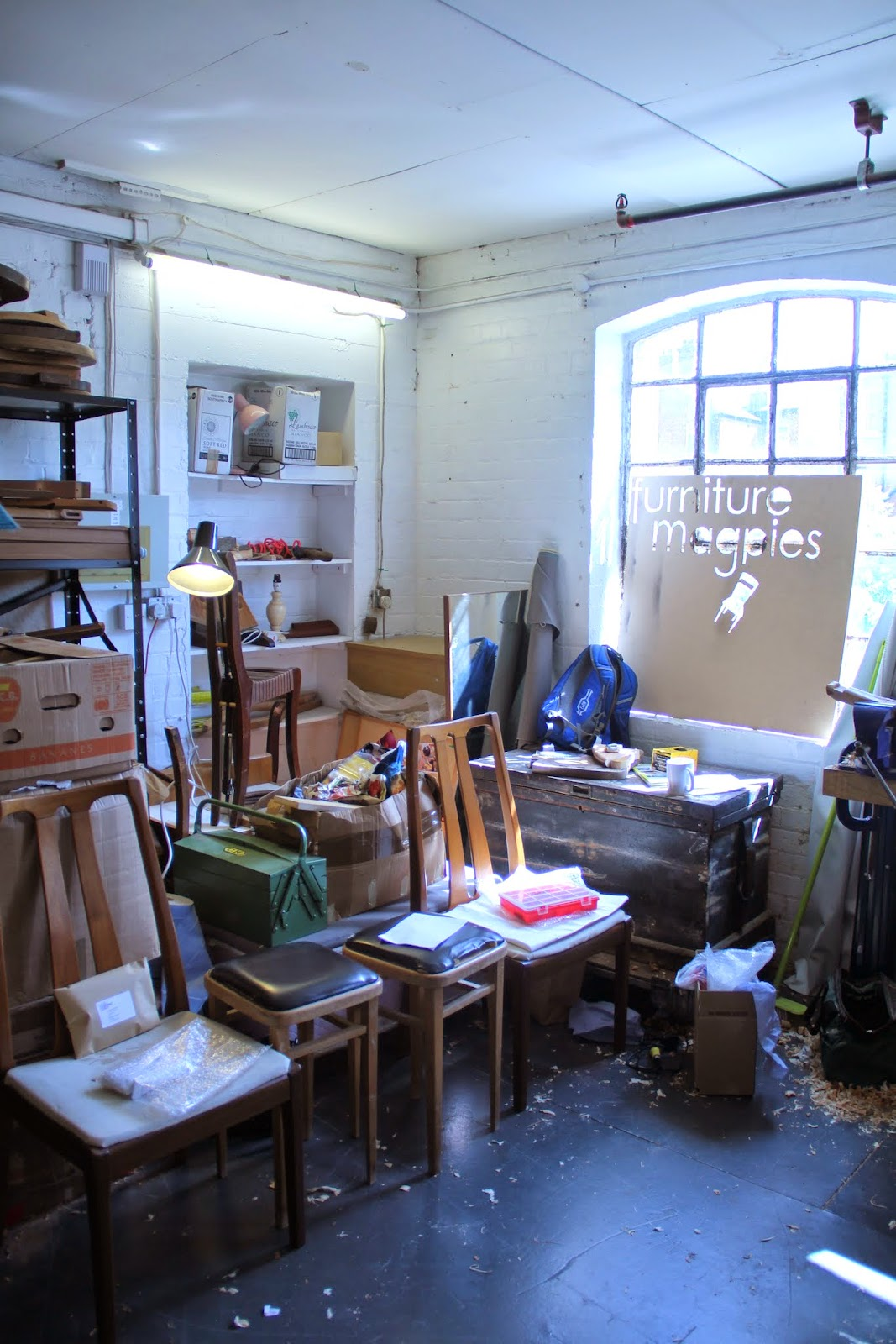 furniture magpies, commercial square studios, trend daily blog, caroline davis