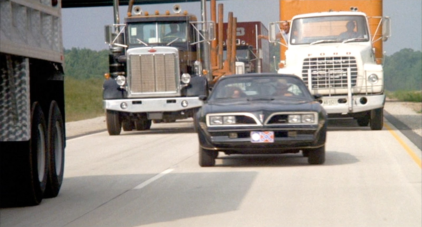 smokey and the bandit trans am pictures